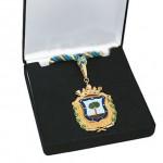 Estuche medalla concejal