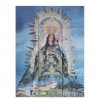 mural virgen